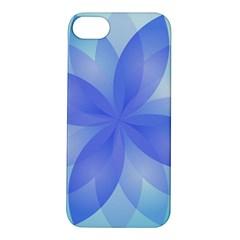 Abstract Lotus Flower 1 Apple Iphone 5s Hardshell Case by MedusArt