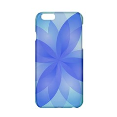 Abstract Lotus Flower 1 Apple Iphone 6/6s Hardshell Case by MedusArt