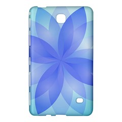 Abstract Lotus Flower 1 Samsung Galaxy Tab 4 (8 ) Hardshell Case  by MedusArt