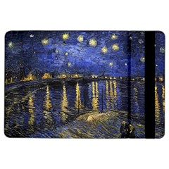 Vincent Van Gogh Starry Night Over The Rhone Ipad Air 2 Flip