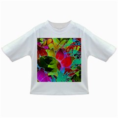 Floral Abstract 1 Infant/toddler T Shirts by MedusArt