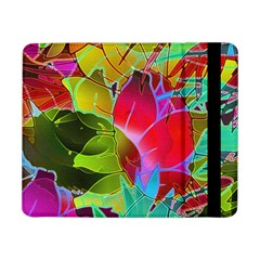 Floral Abstract 1 Samsung Galaxy Tab Pro 8 4  Flip Case by MedusArt