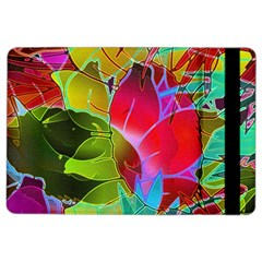 Floral Abstract 1 Ipad Air 2 Flip by MedusArt
