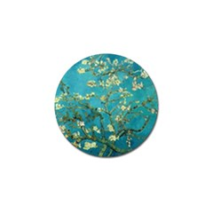 Blossoming Almond Tree Golf Ball Marker (4 Pack) by MasterpiecesOfArt