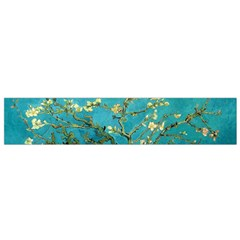 Blossoming Almond Tree Flano Scarf (small)  by MasterpiecesOfArt