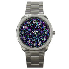 Glitter 1 Sport Metal Watches