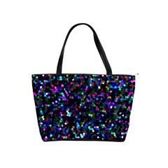 Glitter 1 Shoulder Handbags by MedusArt