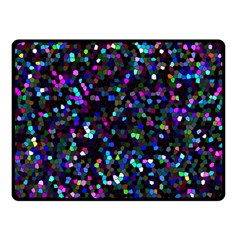 Glitter 1 Fleece Blanket (small)