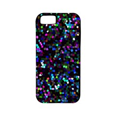 Glitter 1 Apple Iphone 5 Classic Hardshell Case (pc+silicone) by MedusArt