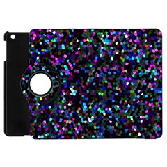 Glitter 1 Apple Ipad Mini Flip 360 Case by MedusArt