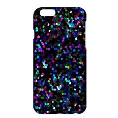 Glitter 1 Apple Iphone 6 Plus/6s Plus Hardshell Case by MedusArt
