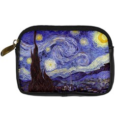 Van Gogh Starry Night Digital Camera Cases by MasterpiecesOfArt