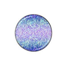 Glitter 2 Hat Clip Ball Marker (4 Pack) by MedusArt