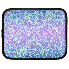 Glitter 2 Netbook Case (xxl)  by MedusArt