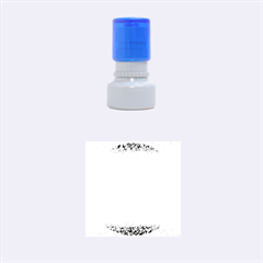 Glitter 2 Rubber Round Stamps (small)