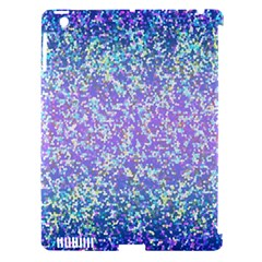 Glitter 2 Apple Ipad 3/4 Hardshell Case (compatible With Smart Cover) by MedusArt