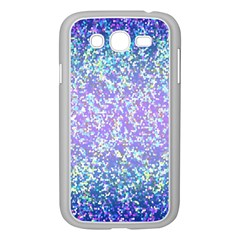 Glitter 2 Samsung Galaxy Grand Duos I9082 Case (white) by MedusArt