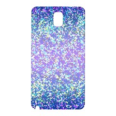 Glitter 2 Samsung Galaxy Note 3 N9005 Hardshell Back Case by MedusArt