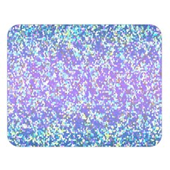 Glitter 2 Double Sided Flano Blanket (large)