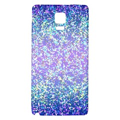 Glitter 2 Galaxy Note 4 Back Case by MedusArt