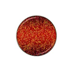 Glitter 3 Hat Clip Ball Marker (10 Pack) by MedusArt