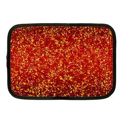Glitter 3 Netbook Case (medium)  by MedusArt
