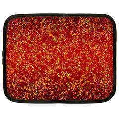 Glitter 3 Netbook Case (xl)  by MedusArt