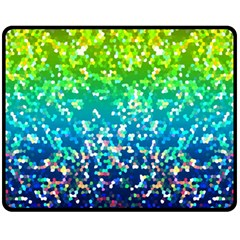 Glitter 4 Fleece Blanket (medium)  by MedusArt