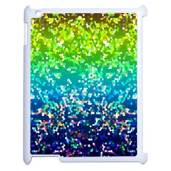 Glitter 4 Apple Ipad 2 Case (white) by MedusArt