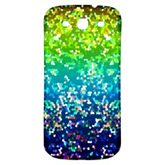 Glitter 4 Samsung Galaxy S3 S Iii Classic Hardshell Back Case by MedusArt