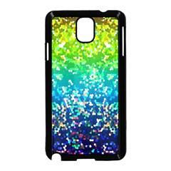 Glitter 4 Samsung Galaxy Note 3 Neo Hardshell Case (black) by MedusArt