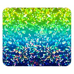 Glitter 4 Double Sided Flano Blanket (small)  by MedusArt