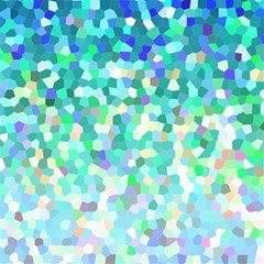 Mosaic Sparkley 1 Canvas 12  X 12   by MedusArt