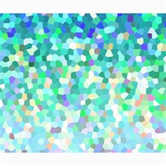 Mosaic Sparkley 1 Canvas 20  X 24   by MedusArt