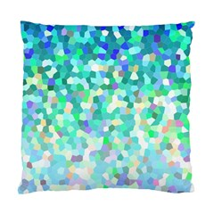 Mosaic Sparkley 1 Standard Cushion Case (one Side)  by MedusArt