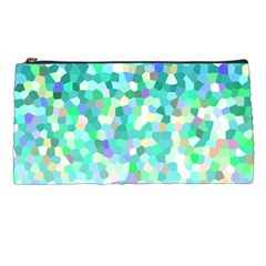 Mosaic Sparkley 1 Pencil Cases by MedusArt