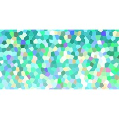 Mosaic Sparkley 1 You Are Invited 3d Greeting Card (8x4)  by MedusArt