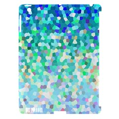 Mosaic Sparkley 1 Apple Ipad 3/4 Hardshell Case (compatible With Smart Cover) by MedusArt