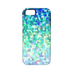 Mosaic Sparkley 1 Apple Iphone 5 Classic Hardshell Case (pc+silicone) by MedusArt