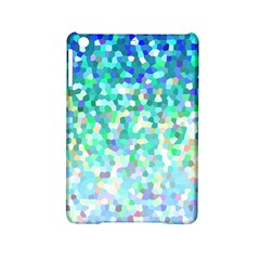 Mosaic Sparkley 1 Ipad Mini 2 Hardshell Cases by MedusArt
