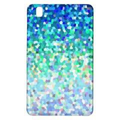 Mosaic Sparkley 1 Samsung Galaxy Tab Pro 8 4 Hardshell Case by MedusArt
