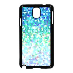 Mosaic Sparkley 1 Samsung Galaxy Note 3 Neo Hardshell Case (black) by MedusArt