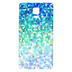 Mosaic Sparkley 1 Galaxy Note 4 Back Case by MedusArt