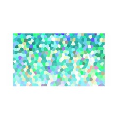 Mosaic Sparkley 1 Satin Wrap by MedusArt