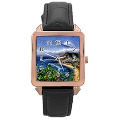 Tenerife 12 Effect Rose Gold Watches by MoreColorsinLife