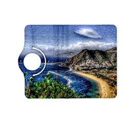 Tenerife 12 Effect Kindle Fire Hd (2013) Flip 360 Case by MoreColorsinLife