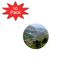 Tenerife 10 1  Mini Magnet (10 pack)  by MoreColorsinLife
