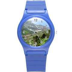 Tenerife 10 Round Plastic Sport Watch (s) by MoreColorsinLife