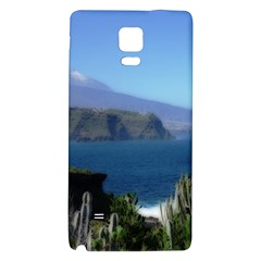 Panted Landscape Tenerife Galaxy Note 4 Back Case