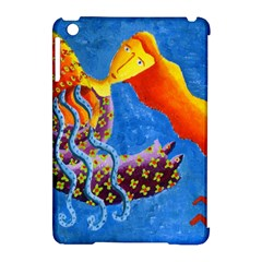 Aquarius  Apple iPad Mini Hardshell Case (Compatible with Smart Cover) by julienicholls